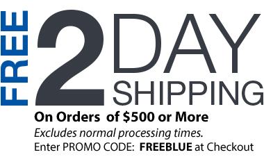 Free BLUE Shipping! - ID Enhancements, Inc